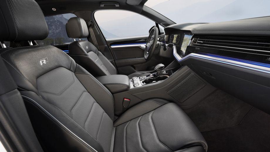 VW Touareg 2018 Interieur
