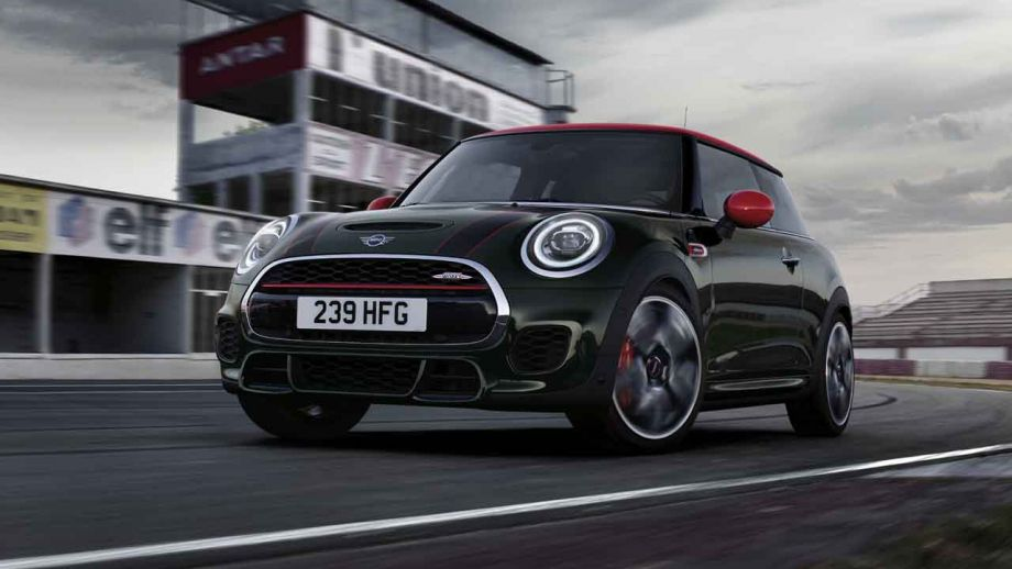 Mini 3 Door John Cooper Works Facelift 2018 Front