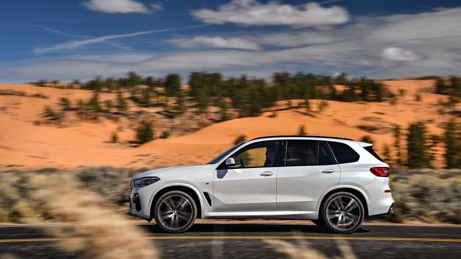 BMW X5 2018 Seite