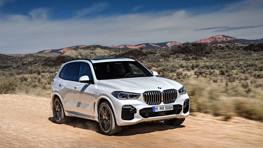 BMW X5 2018 Front
