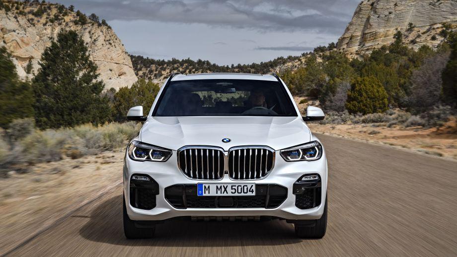 BMW X5 2018 Nieren
