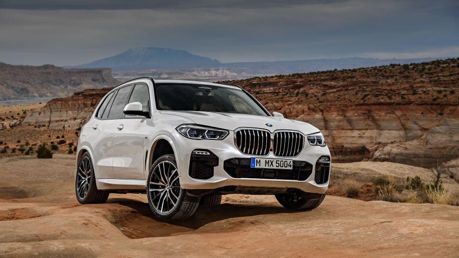 BMW X5 2018 Offroad