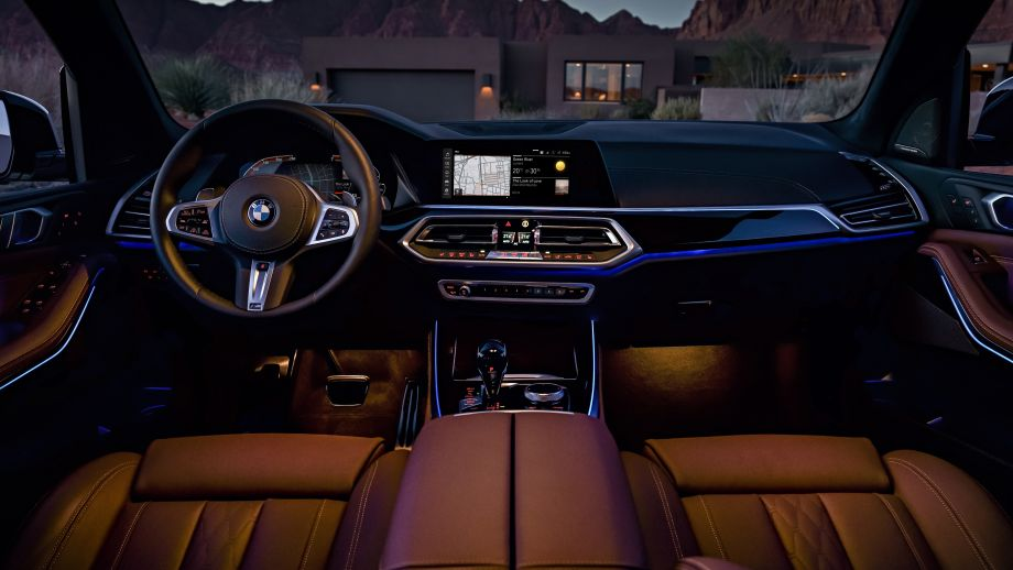 BMW X5 2018 Interieur