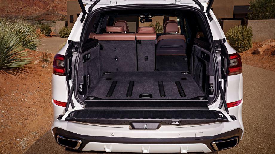 BMW X5 2018 Kofferraum