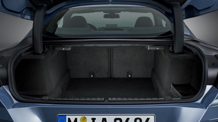 Kofferraum BMW M850i