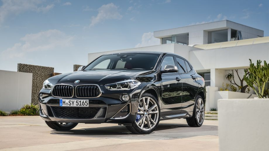 BMW X2 M35i Front 2018