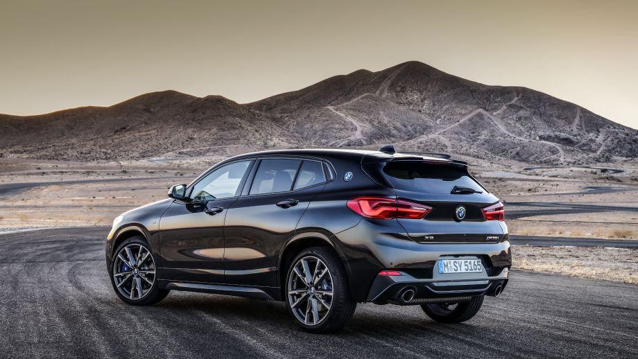 BMW X2 M35i Heck Preis