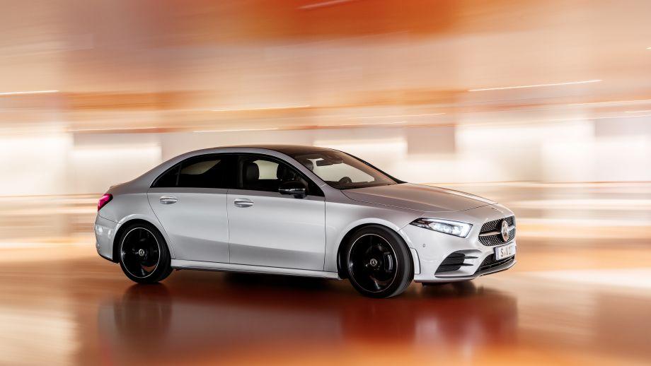 Mercedes-Benz A-Klasse Limousine A250