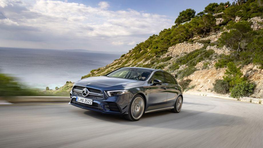 Mercedes-AMG A35 4MATIC kaufen