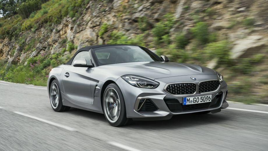 BMW Z4 Roadster 2018 M40i