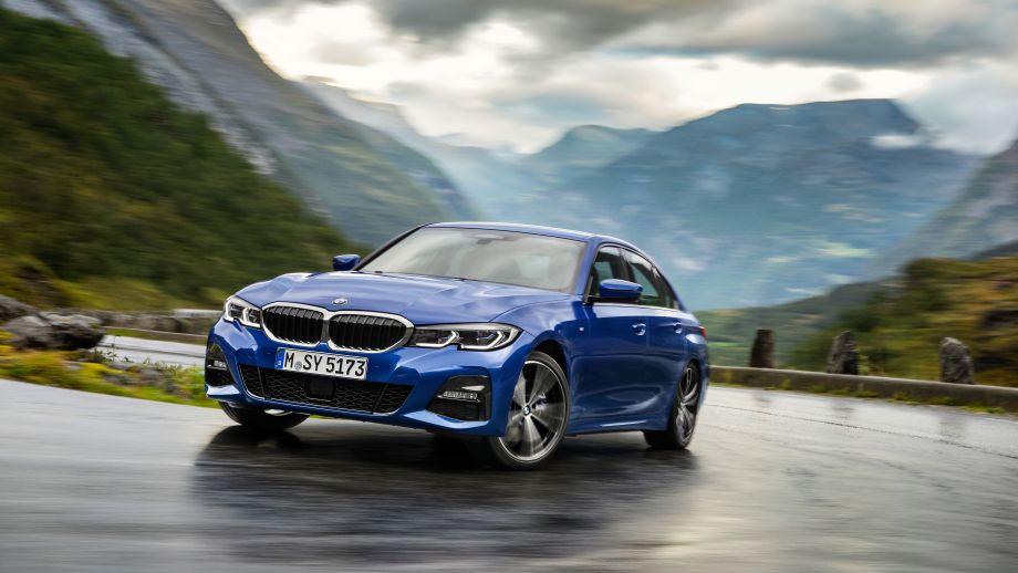 BMW 3er Limousine Exterieur