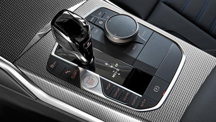 3er BMW Limousine iDrive