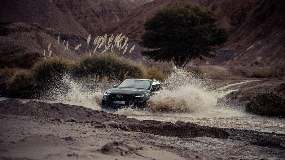 AUDI Q8 SUV
