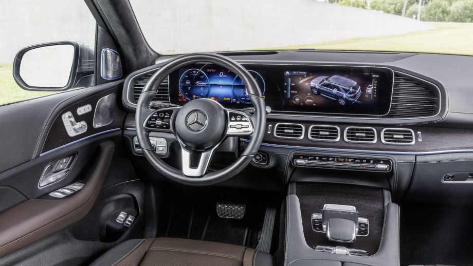 Mercedes-Benz GLE SUV 2018 Interieur