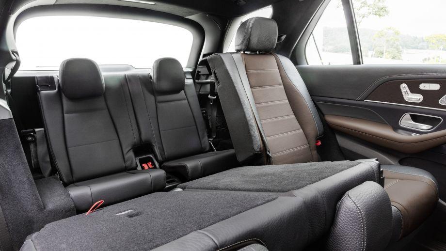 Mercedes-Benz GLE SUV 2018 Siebensitzer