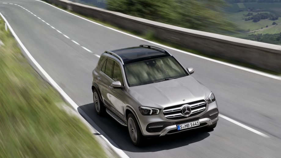 Mercedes-Benz GLE SUV 2018 4MATIC