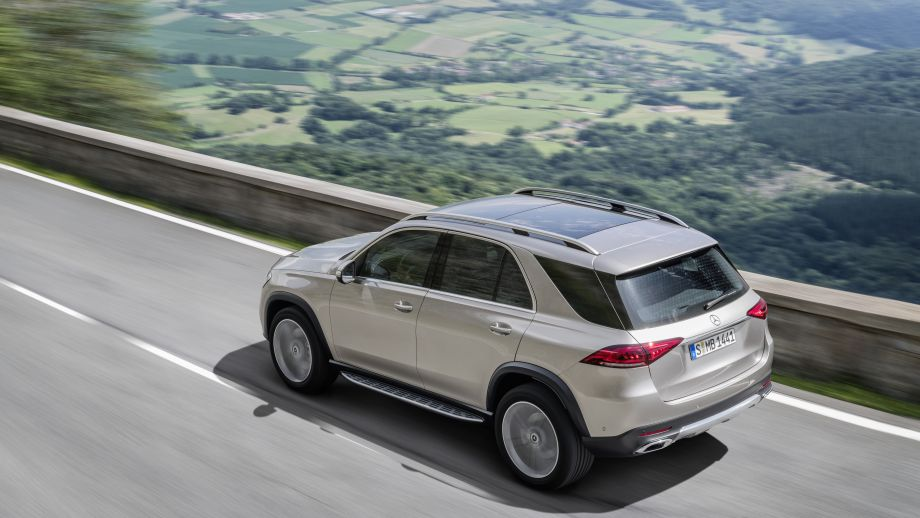 Mercedes-Benz GLE SUV 2018