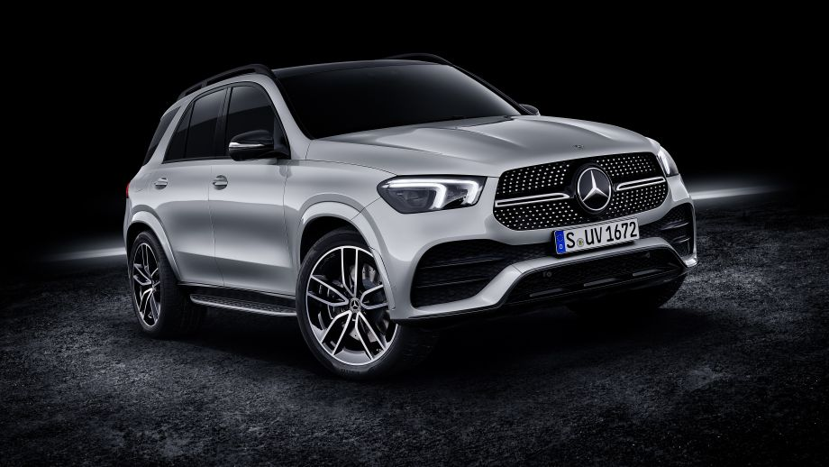 Mercedes Benz GLE 450 4MATIC AMG