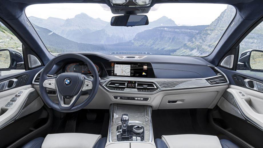 BMW X7 xDrive40i Interieur
