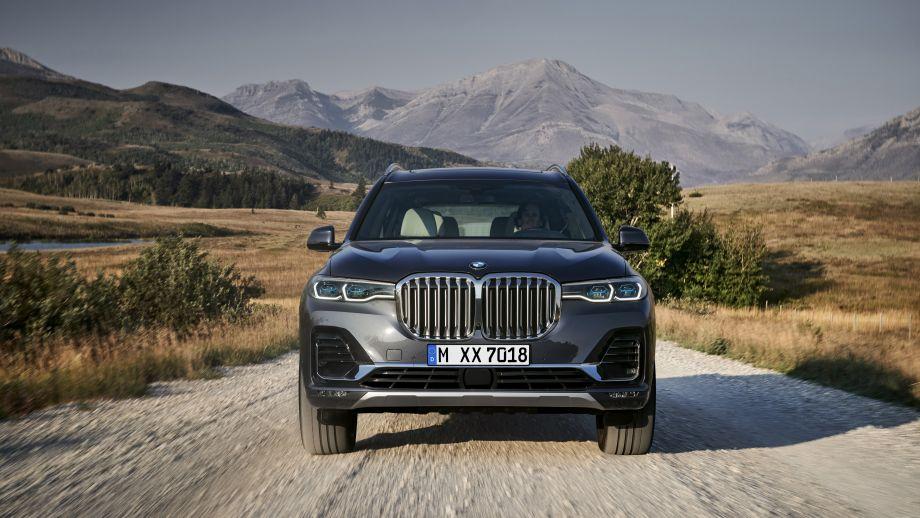 BMW X7 xDrive 2018