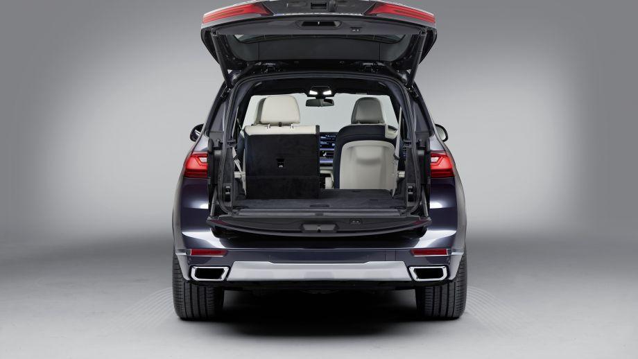 BMW X7 Kofferraum