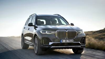 BMW X7<br/>SUV