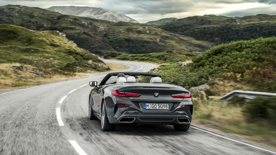 BMW 8er Cabriolet M Performance