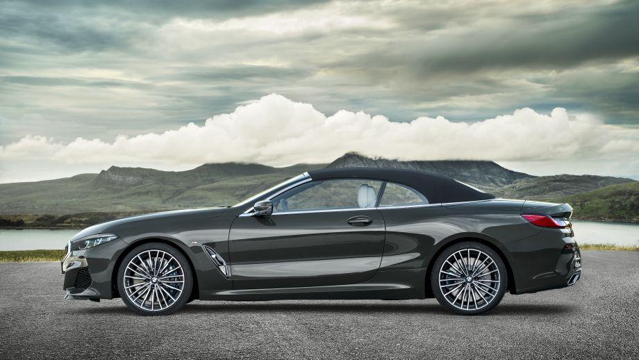 BMW 8er Cabriolet 2018