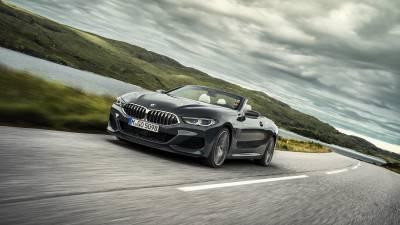 BMW 8er<br/>Cabriolet