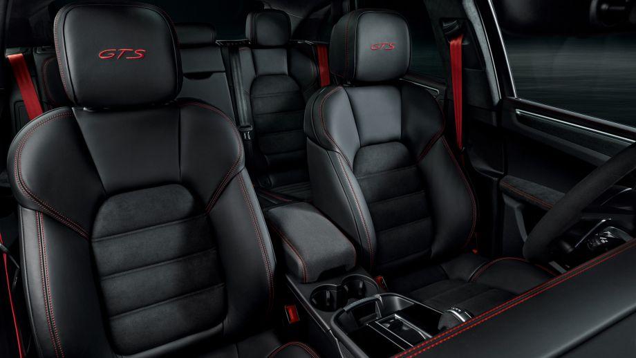 Porsche Macan GTS Sitze