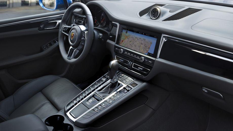 Porsche Macan Facelift 2019 Interieur