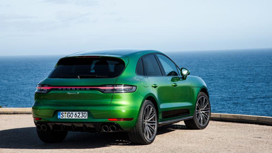 Porsche Macan S Facelift kaufen