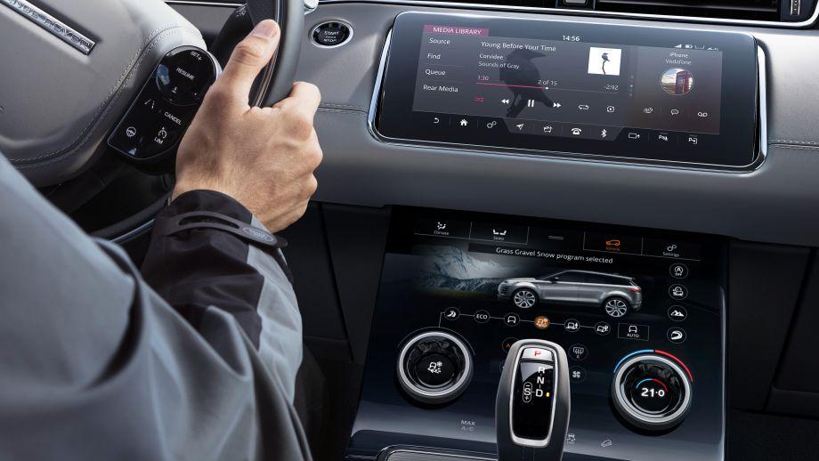 Range Rover Evoque 2019 Interieur