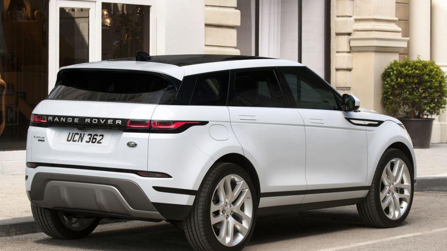 Range Rover Evoque 2019 Heck