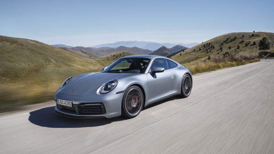 Porsche 911 Carrera S Coupé