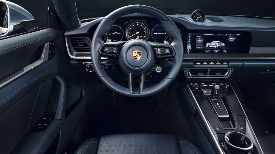 Porsche 911 Carrera 4S Coupé Interieur PDK