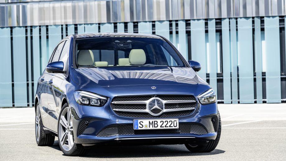 Mercedes-Benz B-Klasse 2019