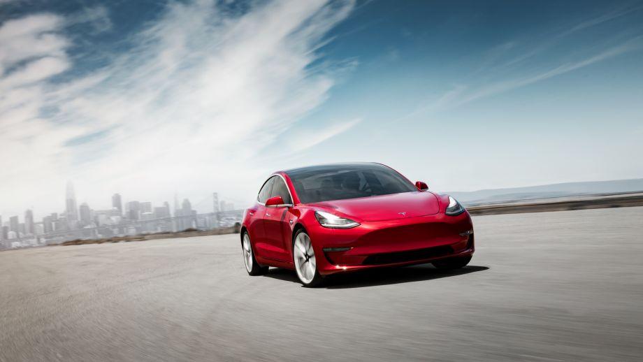 Tesla Model 3 Schweiz Dual Motor