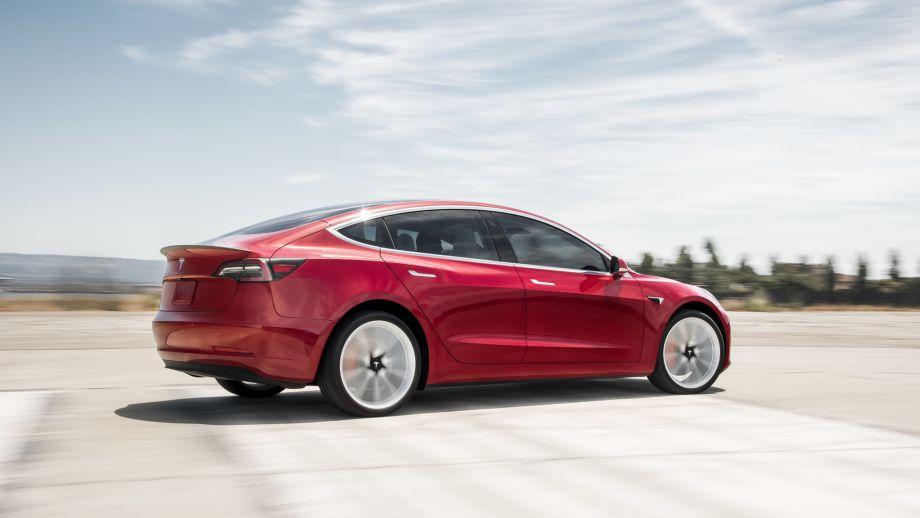 Tesla Model 3 Performance Schweiz