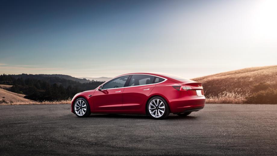 Tesla Model 3 Schweiz