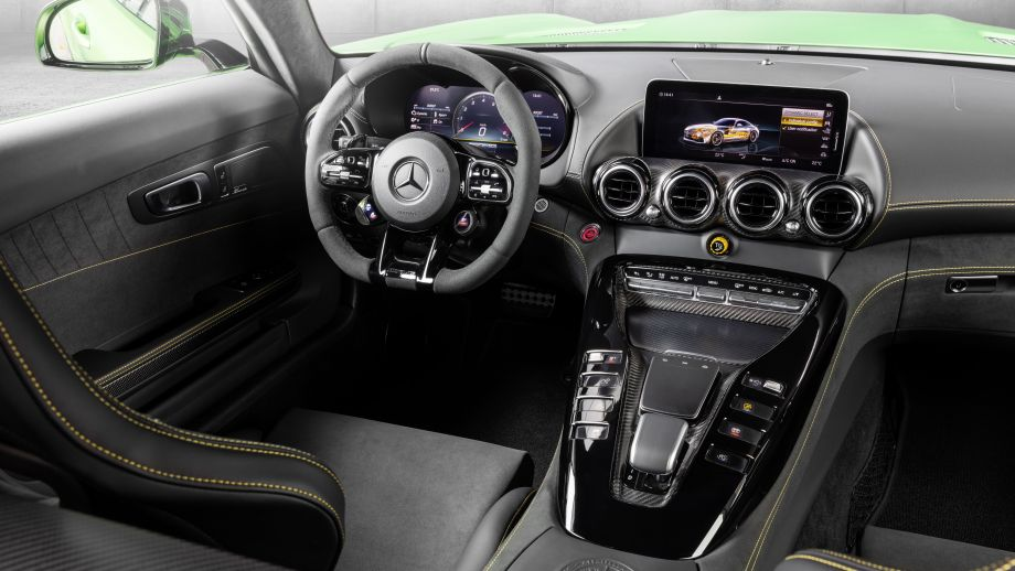 Mercedes-AMG GT R Coupé Facelift Interieur