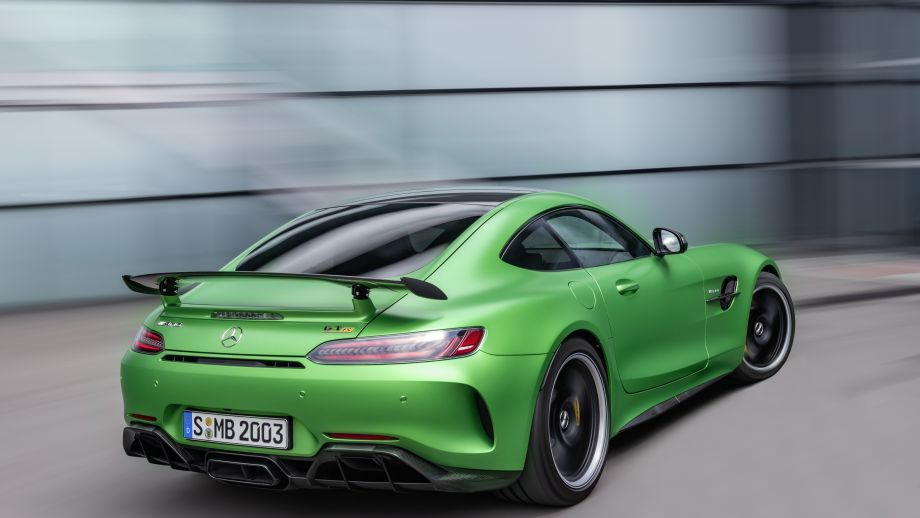 Mercedes-AMG GT R Coupé Facelift