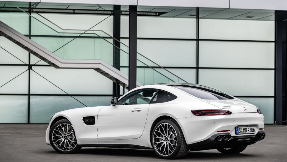Mercedes-AMG GT Coupé Facelift
