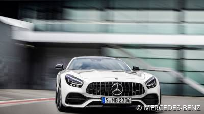 MERCEDES-BENZ AMG GT<br/>Coupé