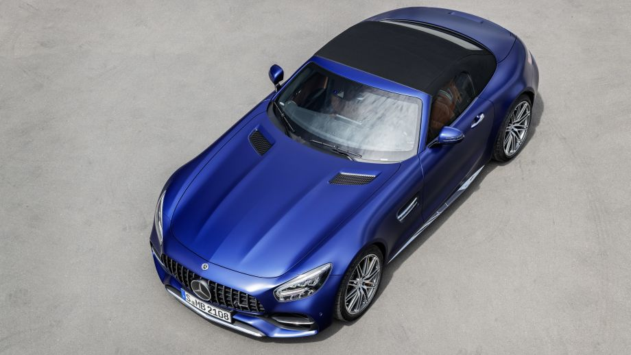 Mercedes-AMG GT Roadster Facelift