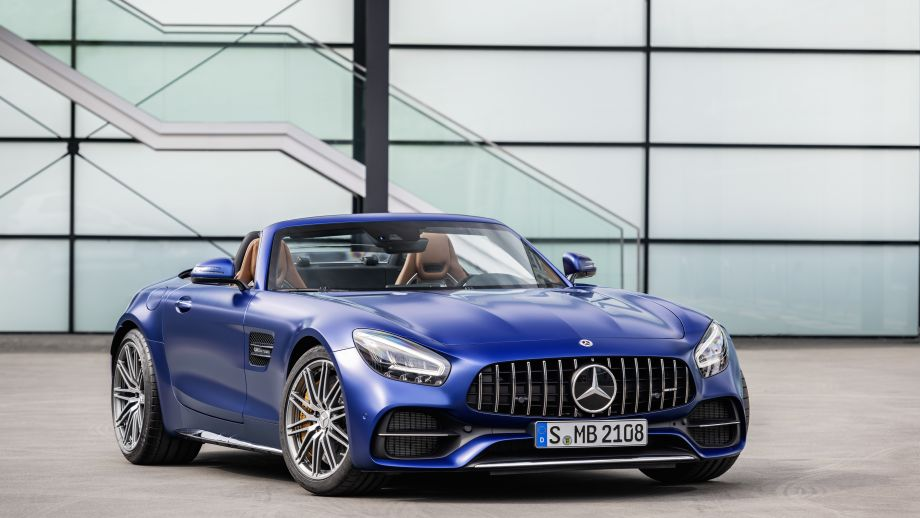 Mercedes-AMG GT C Roadster Facelift