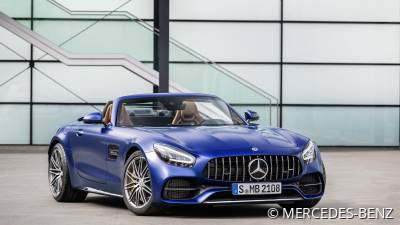 MERCEDES-BENZ AMG GT<br/>Roadster