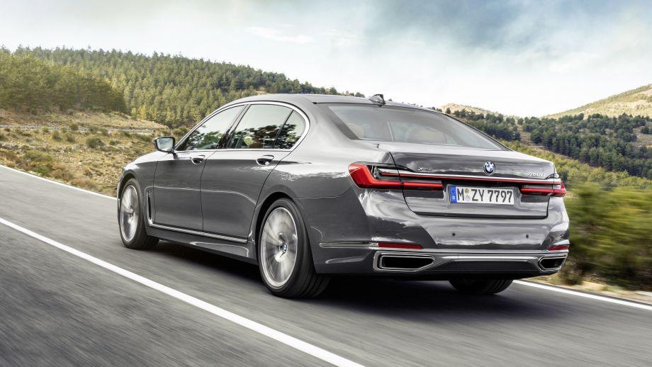 BMW 7er Limousine 750 xdrive