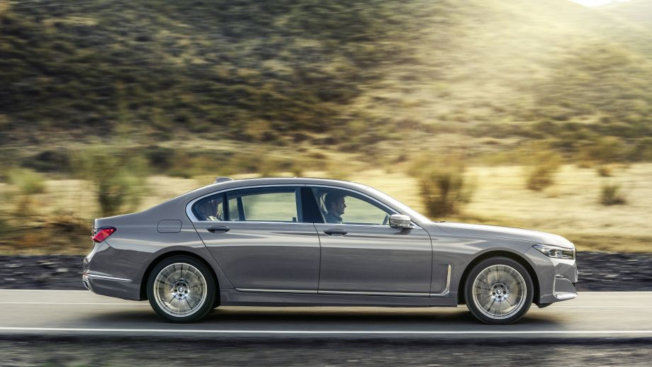 BMW 7er Facelift 750