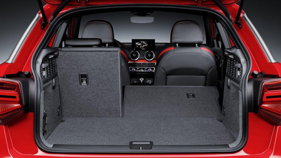 Audi SQ2 Kofferraum
